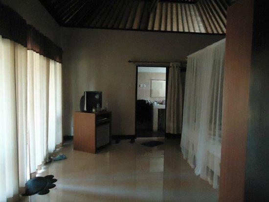 Trawangan Oasis: chambre