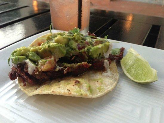Landmark: Pork Taco