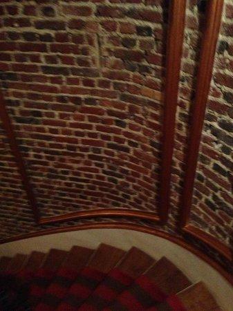 Hotel Le 123 Elysées - Astotel: escalier