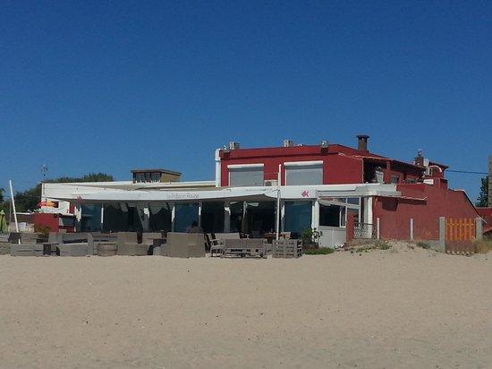 C 39 est ici photo de le poisson rouge frontignan for Restaurant poisson salon de provence