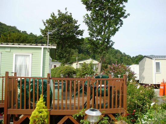 harbour view area picture of quay west holiday park. Black Bedroom Furniture Sets. Home Design Ideas