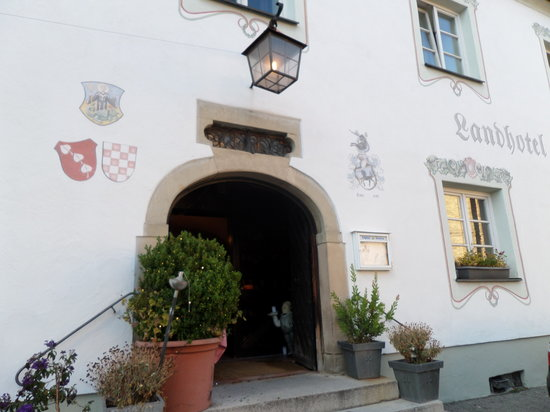 Landhotel Hirsch: Esterno
