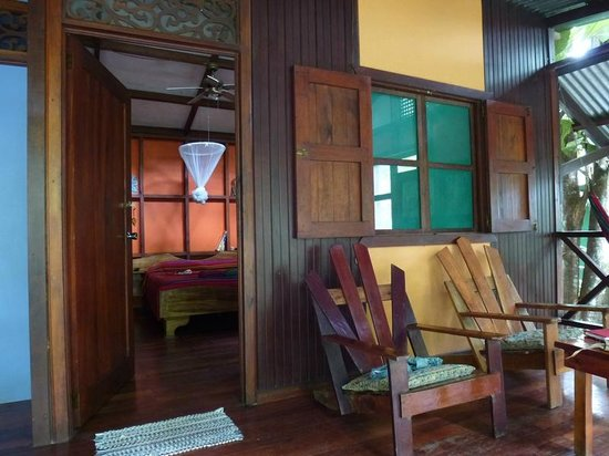 cabinas punta uva: preciosa e impecable habitación con baño privado