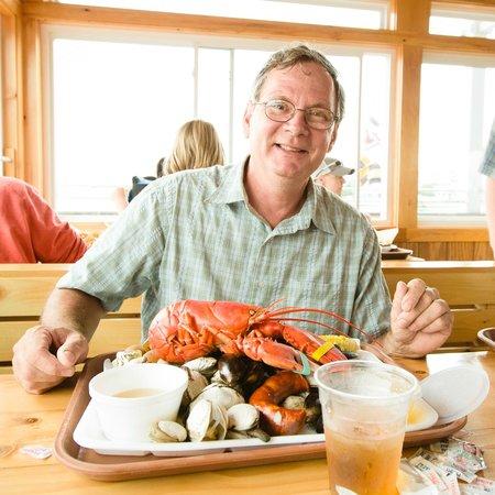 "Champlin's Seafood: ""CLAM BAKE"""