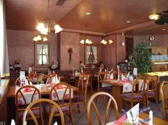 Niestetal, Alemania: Restaurant