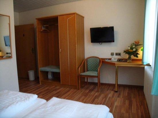 Niestetal, Alemania: Doppelzimmer