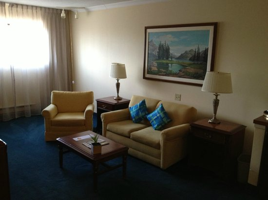 Southway Hotel: suite