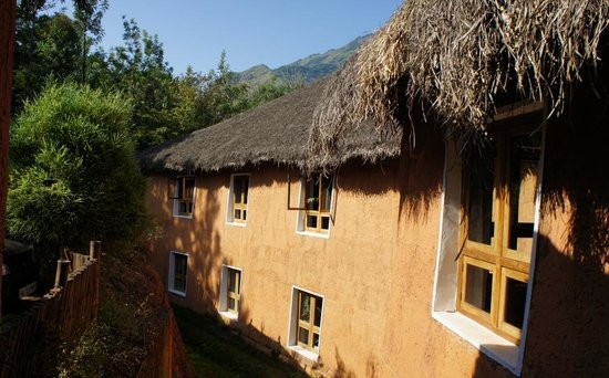 Banasura Hill Resort: Entrance