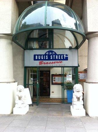 Restaurant at bugis street