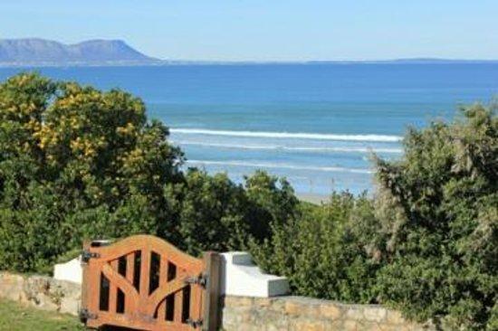 La Gratitude Villa: View from Front Verandah