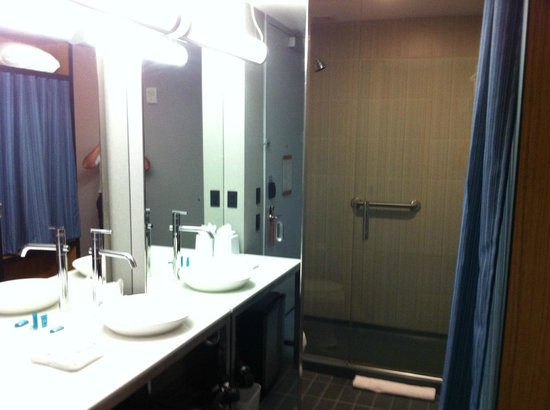 aloft Bolingbrook: Bathroom