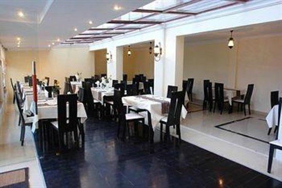 Tizeze Hotel: Restaurant