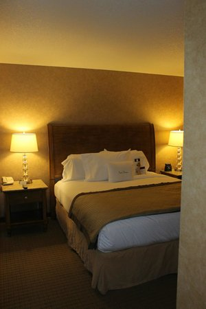 Doubletree Suites by Hilton Hotel Anaheim Resort - Convention  Center: Separate Bedroom