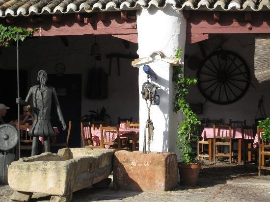 Venta del Quijote : Vista general