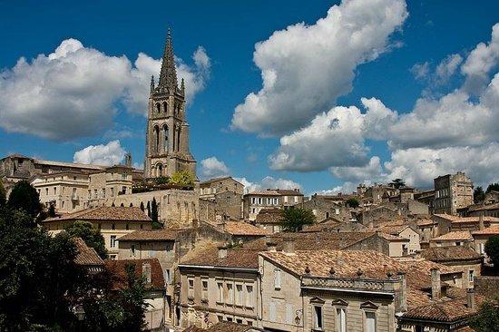 Domaine du Mayne: St Emilion