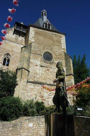 Sallebruneau, França: Bergerac