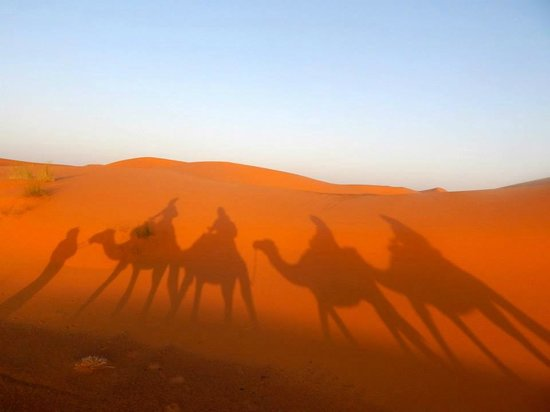 Moroccan Desert Trips : one of my favorite photos