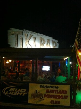The Tiki Bar