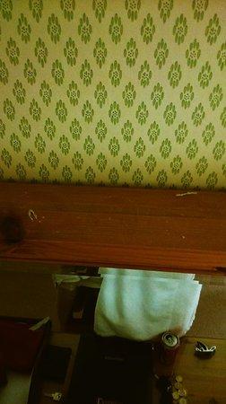 Ballathie House Hotel: dust