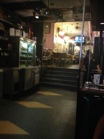 Jackson Hole - Second Ave. : intérieur du resto