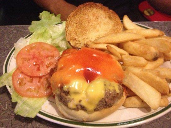Jackson Hole - Second Ave. : big burger