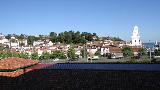 Ibis Budget Ciboure Saint-Jean-de-Luz : vue de la chambre