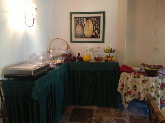 Quinta das Merces : buffet colazione