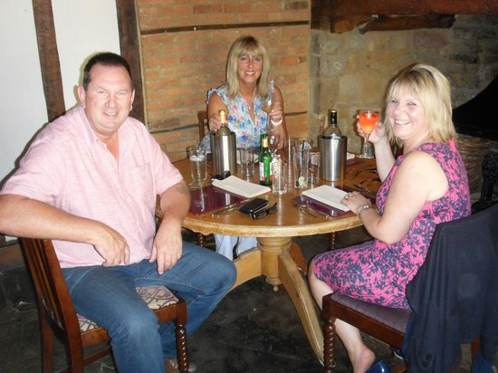 The George at Brailes: Great food !!
