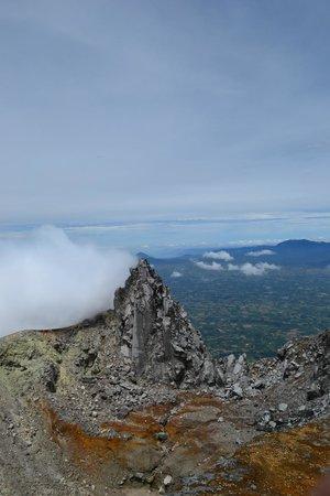 North Sumatra, Ινδονησία: the top