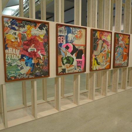 Museo Calouste Gulbenkian: modern art