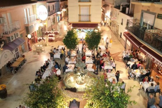 Casa Juan Los Mellizos : En el centro de la Carihuela