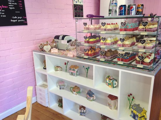 Lazy Days Cupcake Boutique: Cupcake Heaven