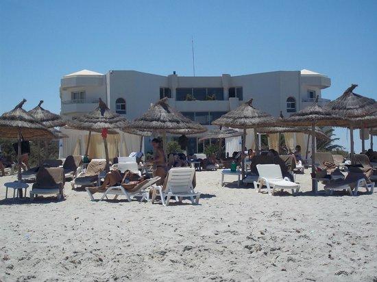 Radisson Blu Palace Resort & Thalasso, Djerba: spiaggia