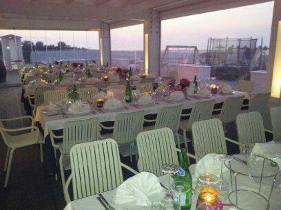 Sala Ristorante Picture Of Bagno 27 Barletta Tripadvisor