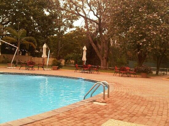 InterContinental Lusaka: Pool