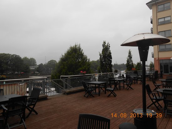 Radisson Blu Hotel, Athlone: outdoor area