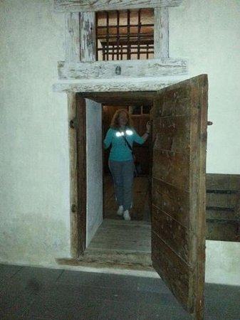 Palazzo della Magnifica Comunità di Fiemme: le prigioni