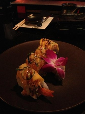Sono Japanese Restaurant: Twisted Mango