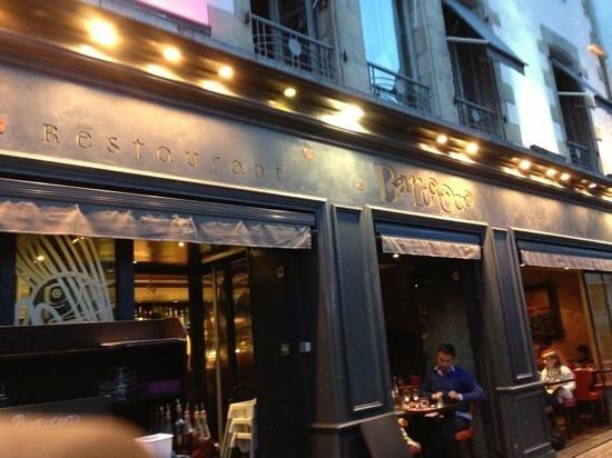 Restaurant barococo restaurant pizzeria dans quimper for Cuisine quimper
