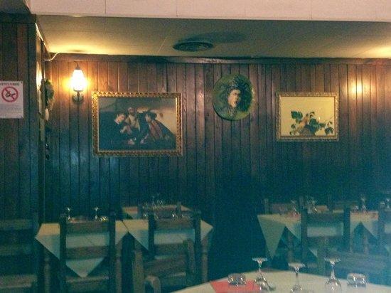Ristorante La Locanda del Caravaggio: LA LOCANDA DEL CARAVAGGIO