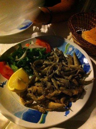 Minoa Restaurant: paranza