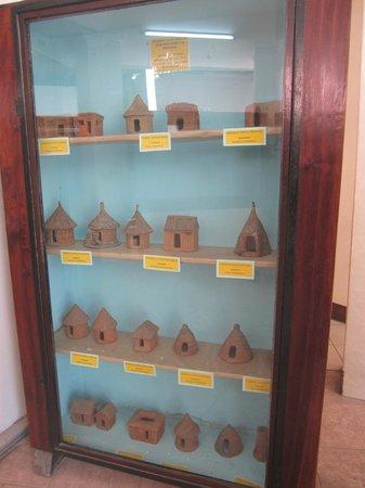 Village Museum : Indoor Exhibit