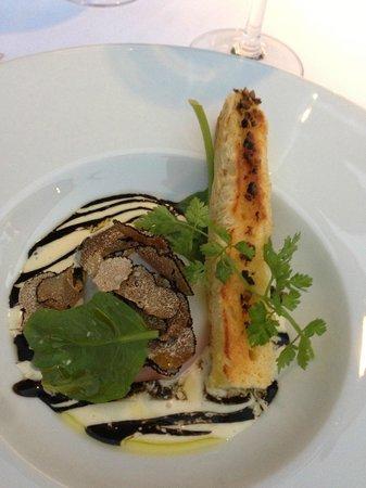 Restaurant Clair de Plume Gastronomique : Laissez vous tenter, votre palais dira encore !