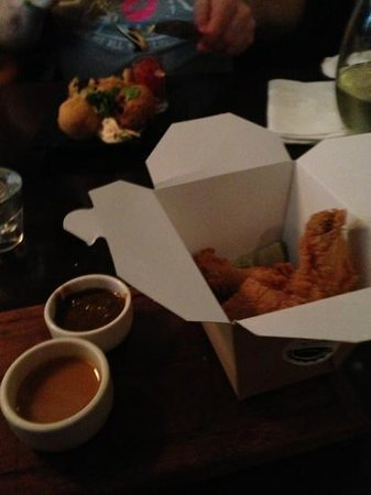 Chicken In A Box Picture Of Living Room Glasgow