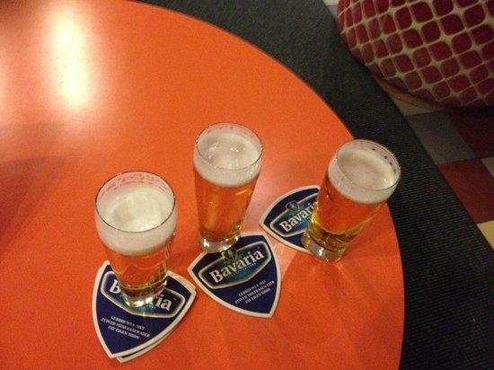 Stayokay Maastricht: chopp na vivência