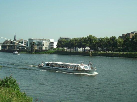 Stayokay Maastricht: vista do deck
