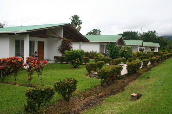 Hotel Villas Vilma: Face au volcan, un jardin pour la détente