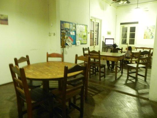 Hostel Colonial : Comedor