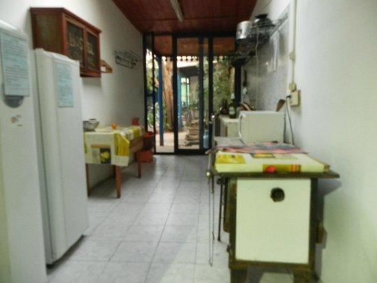 Hostel Colonial : Cocina