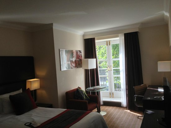 The Gonville Hotel : Room